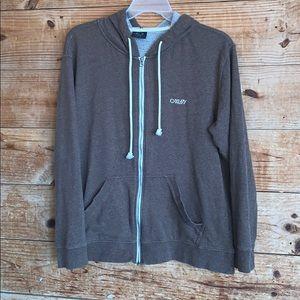Oakley hooded jacket